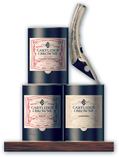 Cartlidge & Browne Oil Cans